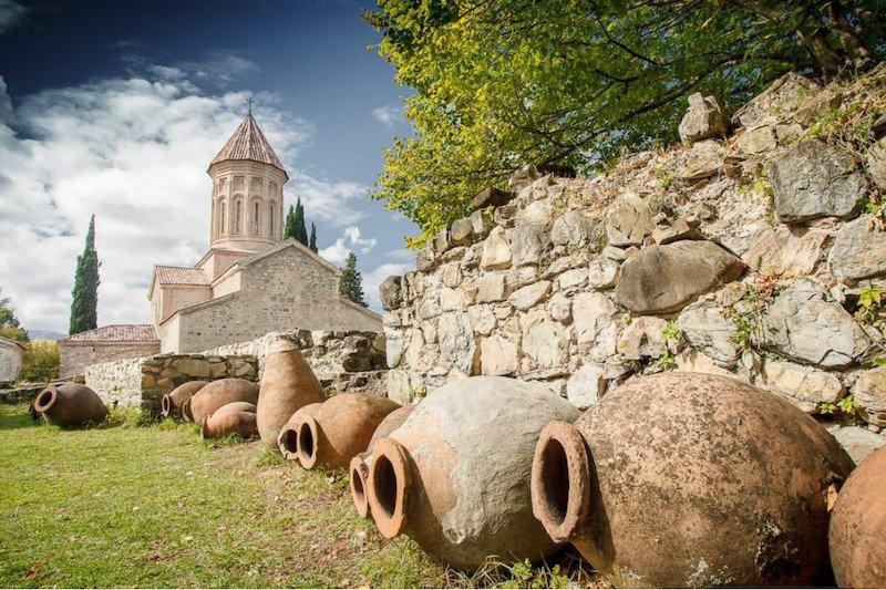 Экскурсионный тур по грузии и армении